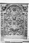 detail hoofdaltaar, thans als los stuk aanwezig - grave - 20083814 - rce