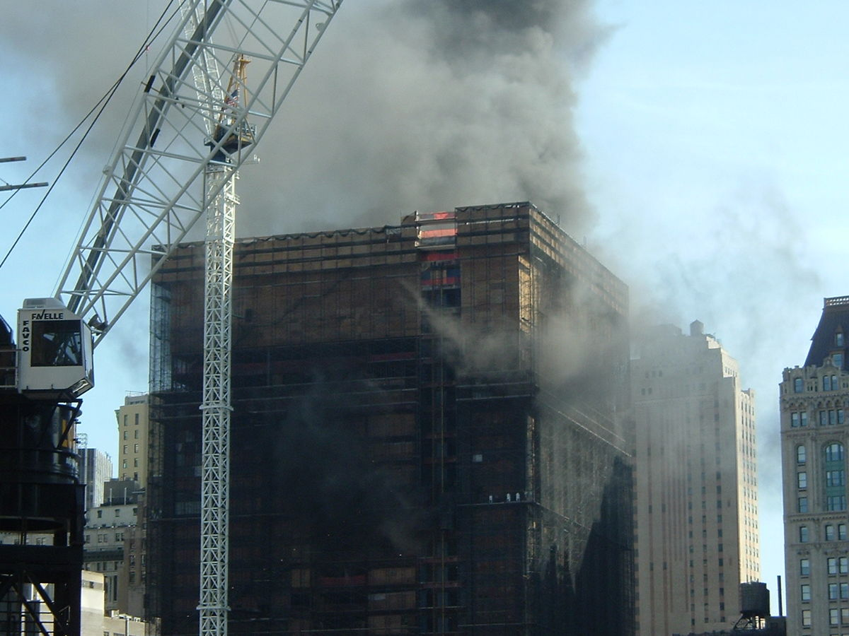 Demolition To Resume At New York Skyscraper Damaged By 9