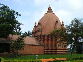 Sivasagar Sivadol - Devidol, Durga temple