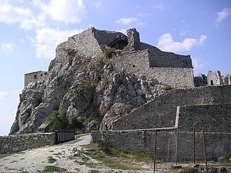 Devín Castle - The ruins of Devín Castle