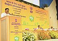 """Dharmendra Pradhan addressing at the inauguration of the National Conference on """"Energy Security for India-Creating a Biofuel Economy"""", on the occasion of the World Biofuel Day, in New Delhi.jpg"""