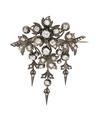 Diamantbrosch, 1865 - Hallwylska museet - 109737.tif