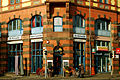 Die Klickmühle Gaststätte Kneipe Leinstraße 25 Hannover Ecke Karmarschstraße.jpg