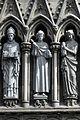 Die Statuen der Nidaros Kathedrale (mittlere Reihe). 16.jpg