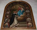Diex - Pfarrkirche - Dominikus vor Maria.jpg