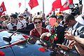 Dilma deixa o Palácio da Alvorada e segue para Porto Alegre (29505600975).jpg