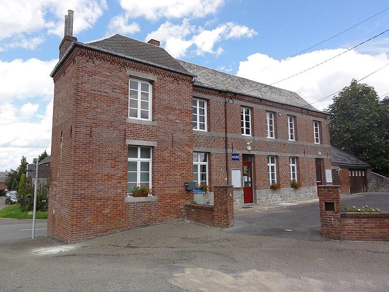 Dimechaux (Nord, Fr) mairie