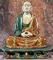 Dinastia liao, luohan (arhat), da hebei, 907-1125 ca..JPG