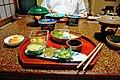 Dinner at Sumiyoshi ryokan (3810497184).jpg
