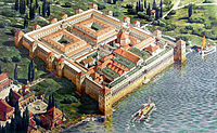Diocletian's Palace (original appearance).jpg