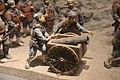 Diorama Zheng Chenggong (Koxinga) Recovering Taiwan from Dutch (33679740115).jpg