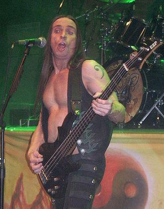 Dirk Schlächter - Dirk Schlächter performing live in 2008