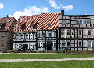 Dissen, Lower Saxony - Image: Dissen a t w stadtansicht 1