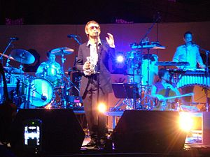The Divine Comedy (band) - Performing at the Summer Sundae festival, 2007