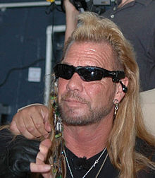 Duane Chapman Dog the Bounty Hunter