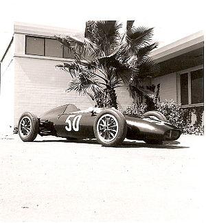 Formula Junior - Image: Dolphin Mk 2