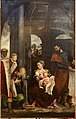 Domenico brusasorzi, adorazione dei magi, 1553, da s. stefano a vr.jpg