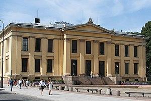 University of Oslo Faculty of Law - Domus Bibliotheca