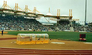 Don Valley Stadium - Image: Don Valley Stadium