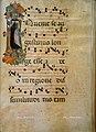 Don Silvestro dei Gherarducci - Codice Corale 19 - Saint Augustine in an Initial I (Biblioteca Medicea Laurenziana, Cod. Cor. 19, folio 149) full page.jpg