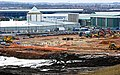 Doncaster Lakeside Sports Complex. Under construction. - geograph.org.uk - 112572.jpg