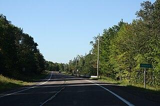Elm River Township, Michigan Civil township in Michigan, United States