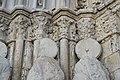 Donnemarie-Dontilly Notre-Dame-de-la-Nativité Portail occidental Chapiteaux 118.jpg