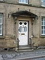 Doorway of No 10 Main Street, Kirkby Lonsdale - geograph.org.uk - 889439.jpg