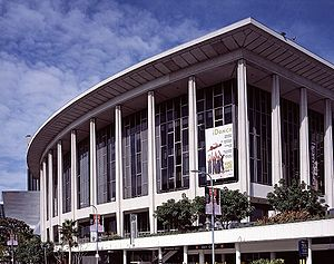 Los Angeles Music Center - Image: Dorothy Chandler Pavilion