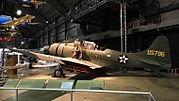Douglas A-24 National Museum of USAF 20150726.jpg