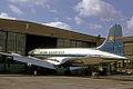 Douglas DC-4 9Q-CBR A.Congo BRU 26.07.65.jpg