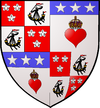 Arms of the Duke of Hamilton