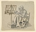 Drawing, An Old Woman Spinning, 1810–30 (CH 18326193-2).jpg