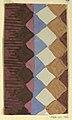Drawing, Textile Design- Säge (Saw), 1910–17 (CH 18631371).jpg