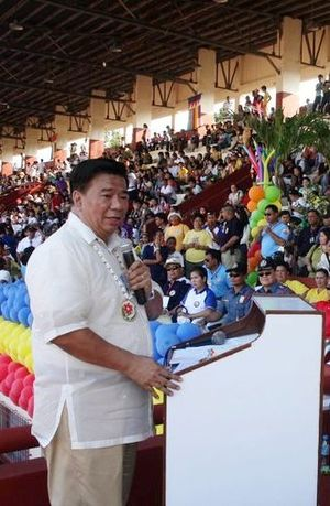 Philippine Senate election, 2004 - Image: Drilon Cropped
