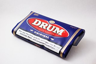 Drum (tobacco) tobacco brand