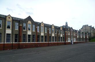 Drummond Community High School - Image: Drummond Community High School, Edinburgh
