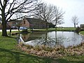 Duck pond and car park at Boscobel House - geograph.org.uk - 393178.jpg