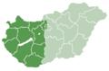 Dunántúl térképe.png