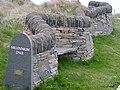 Dunnet Bay - Millennium Dyke - geograph.org.uk - 89494.jpg