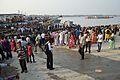 Durga Idol Immersion Ceremony - Baja Kadamtala Ghat - Kolkata 2012-10-24 1673.JPG