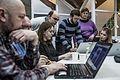 Dzień Wikipedii 2017 fot. Krzysztof Szewczyk CC BY 4.0 Medialab Katowice (18) (32214792032).jpg