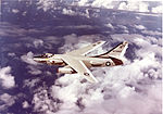 EKA-3B Skywarrior VAQ-133 in flight c1971.jpeg