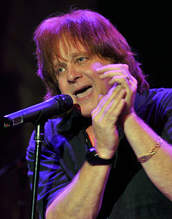 Eddie Money live