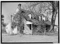 EXTERIOR, SOUTHWEST CORNER VIEW - James K. Douglas House, York Street, Camden, Kershaw County, SC HABS SC,28-CAMD,7-1.tif
