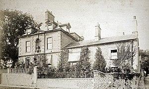 Eagle House (suffragette's rest) - Eagle House c. 1890