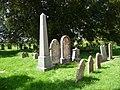 East Tytherley - Graveyard - geograph.org.uk - 1423067.jpg