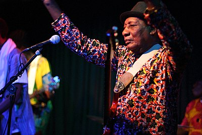 Picture of a band or musician: Ebo Taylor