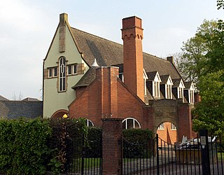 Edgar Wood Centre Church in Manchester, England