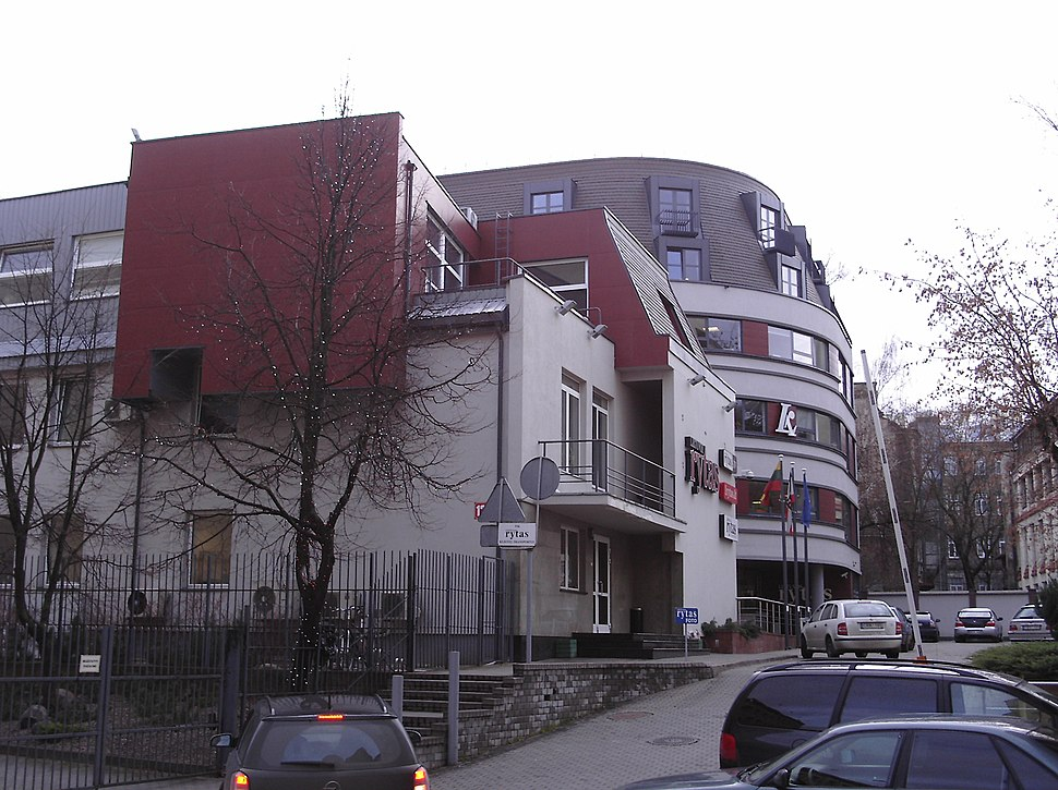 Editorial office of Lietuvos rytas